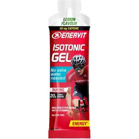 Enervit Isotonic Gel 24 x 60ml, Lemon with Caffeine